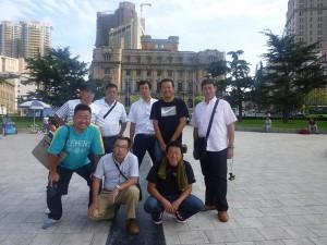 15周年記念海外研修旅行